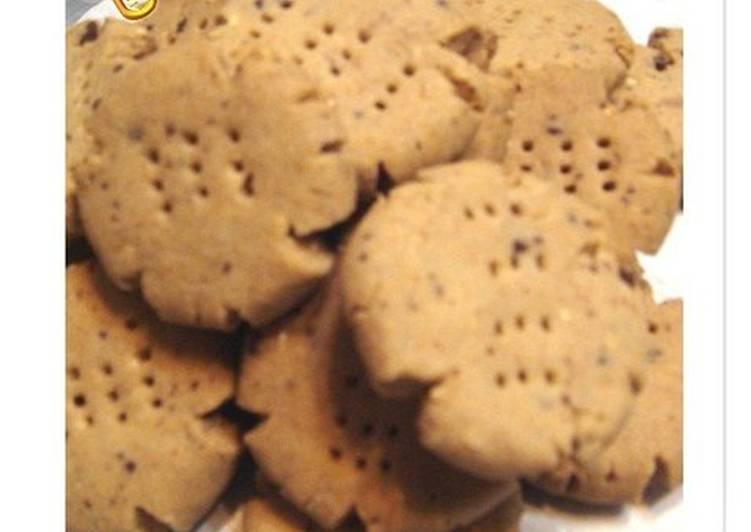 黑糖燕麥餅乾