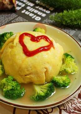 【味王泡麵創意秀】蛋包麵