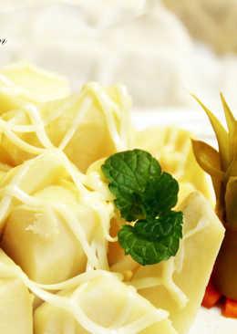 清爽小菜~~涼拌竹筍沙拉