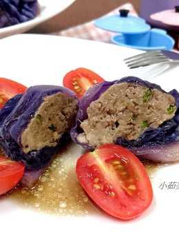 【御釀拌淋風味】紫包心菜肉捲