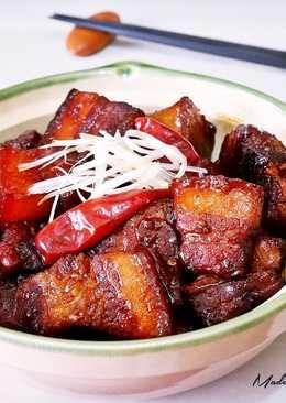 清酒紅燒肉