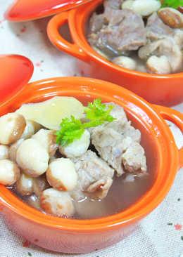 虎豆排骨湯