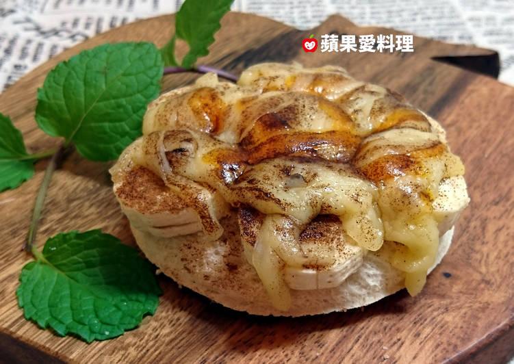 焗烤香蕉吐司(附影音)