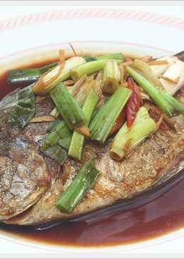 【百元海鮮】紅燒肉鯧魚