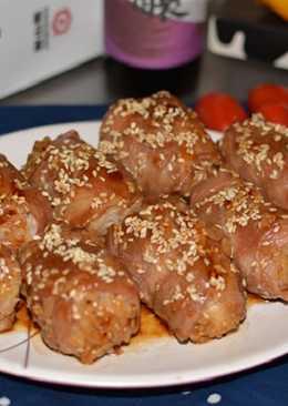 【御釀燒烤滋味】御釀肉包飯糰