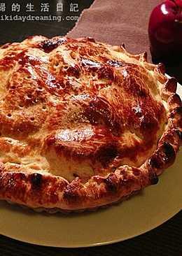 【美國菜】傳統蘋果批 Apple Pie
