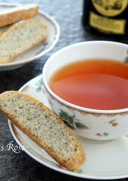 紅茶義式脆餅(Biscottea)