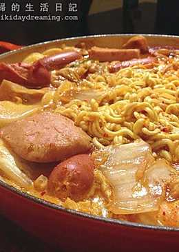【韓國菜】部隊鍋