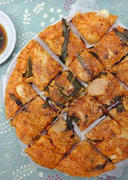泡菜年糕煎餅 ★零失手煎餅 5