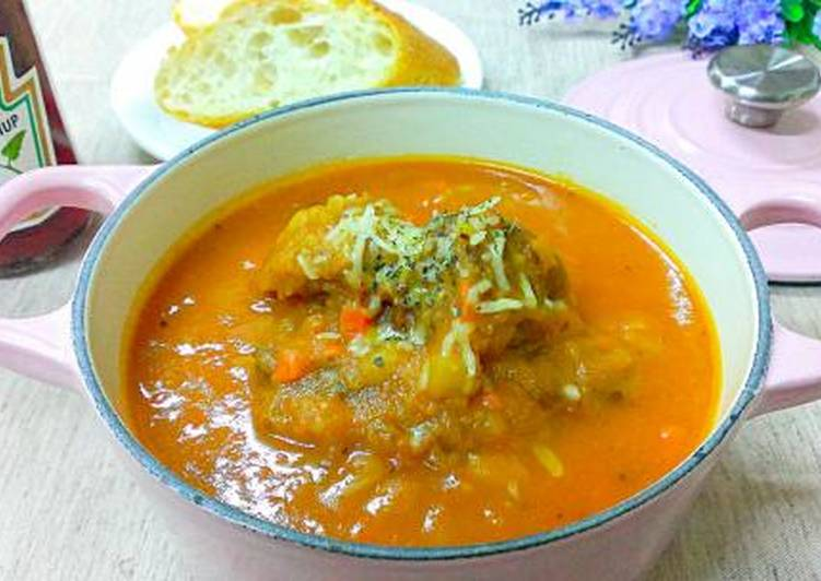 [亨氏番茄醬] 牛肉蕃茄濃湯