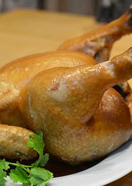 香滷全雞。零失敗率的滷雞肉