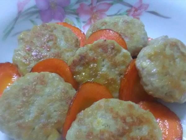 豬肉豆腐丸子