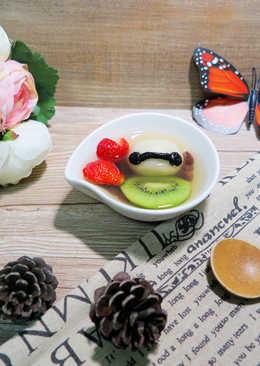 Baymax 杯麵 - 造型白玉芝麻湯圓