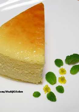 蜂蜜輕乳酪蛋糕