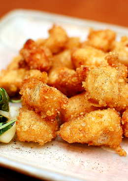 自製夜市熱賣鹽酥雞(鹹酥雞)