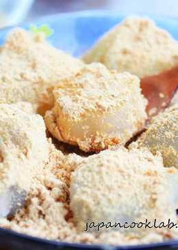 日式涼糕 - 蕨餅 (玉米粉版)
