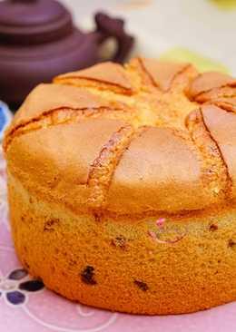 薑味桂圓蛋糕