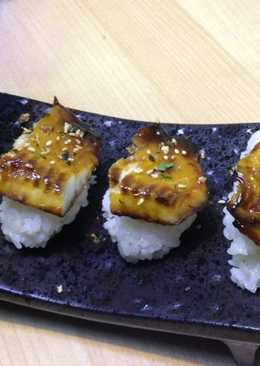 暖心料理大推薦 蒲燒鯛魚握壽司