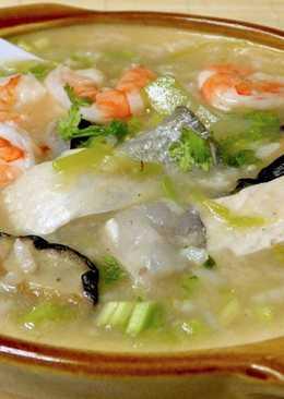 蒲瓜海鮮粥