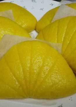 薑黃刈包(素食)