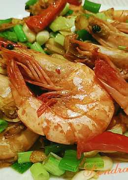 蒜香鹽酥蝦