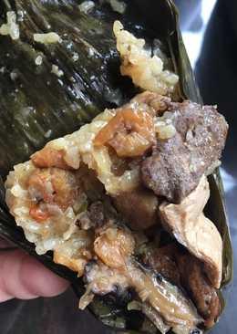 南部粽 Rice Dumplings from Southern Taiwan