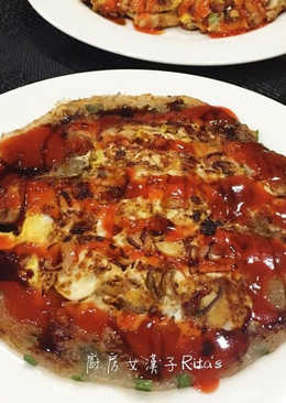 雞肉蘑菇煎