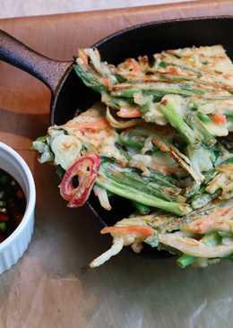 香酥蔬菜煎餅