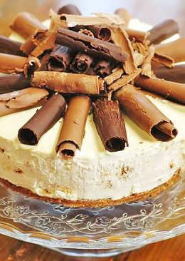 梨子咖啡芝士蛋糕