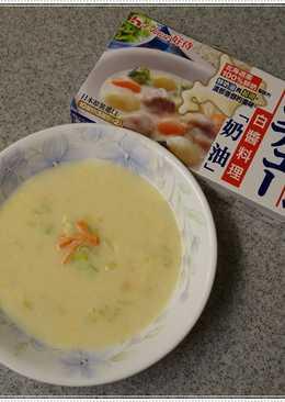 【北海道白醬湯】馬鈴薯奶油濃湯