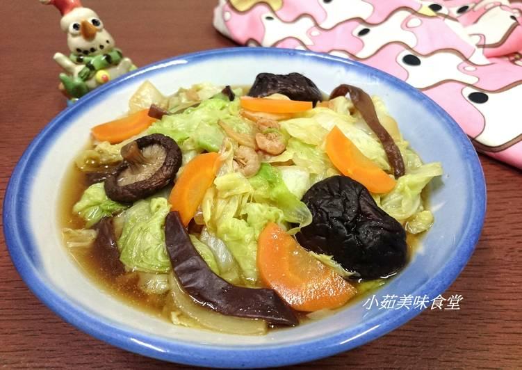 【御釀滷煮入味】白菜魯