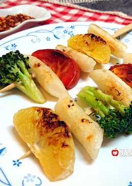 蔬果qq年糕串(10分鐘)
