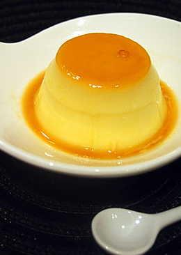 雞蛋布丁Egg pudding(魚膠免烤版本)