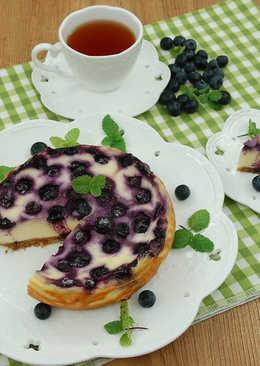 【藍莓芝士蛋糕】