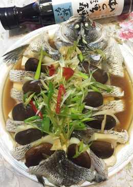 年菜~年年慶有魚 簡單版