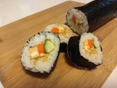 海苔壽司卷