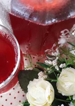 Healthy Sparkling Water ~ 桑椹檸檬汽泡水