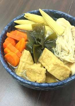 素食日式關東煮