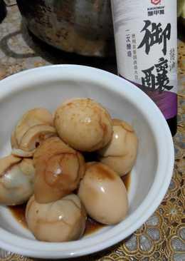 【御釀滷煮入味】滷蛋