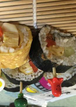 【愛在家裡麵x好勁道】麵壽司