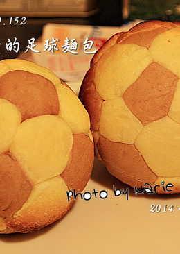 麵包機料理:充滿童趣的《足球麵包》