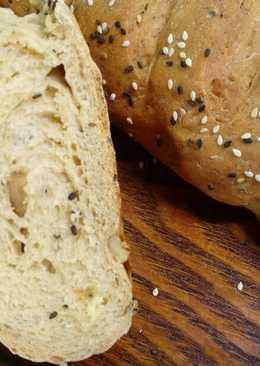 雜糧堅果麵包(素食)