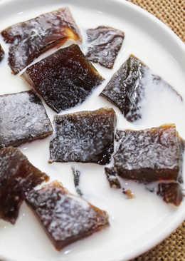 【厚生廚房】鮮奶黑糖粉粿