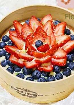 情人節~甜蜜草莓塔