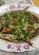 豉汁蒸倉魚🐟🐟