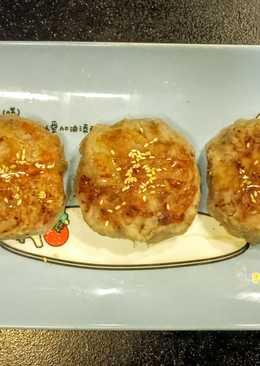 香煎芋頭餅