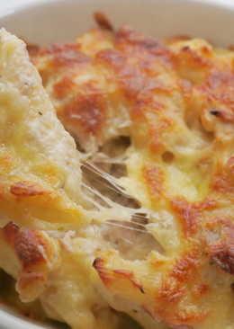 焗烤白醬鮪魚筆管麵