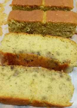 香蕉海棉蛋糕