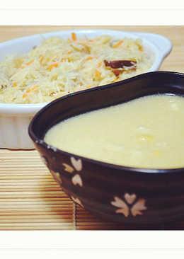 豆漿版玉米濃湯 (無奶無蛋無麵粉)