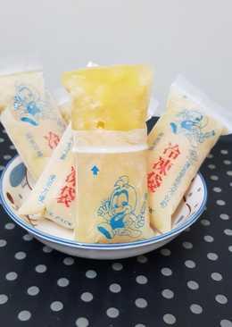 古早味鳳梨冰包